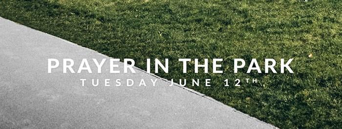 Resurgence Prayer in the Park June 12 2018