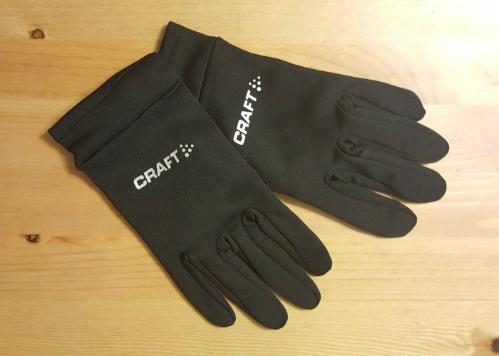 Great gloves from Craft.