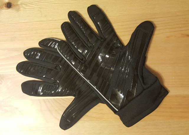Wow, can't wait to see how these grippy gloves work in action!