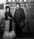 resize Complicità: Diego e Frida. Frida Kahlo e Diego Rivera in una mostra fotografica gratuita