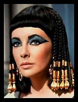 Cleopatra, regia di Joseph L. Mankiewicz (1963): Elizabeth Taylor