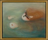 Miss-Van_Floating_50x61cm-framed_acrylic-on-canvas1