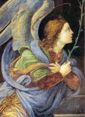 438px-Filippino_Lippi,_Carafa_Chapel,_Annunciation_03
