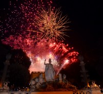 La Girandola di Roma: il fuoco d'artificio ideato da Michelangelo e rielaborato dal Bernini