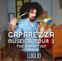 Caparezza Museica tour 2 + Lo Stato Sociale il 25 luglio 2015 al Rock in Roma 2015 all'Ippodromo della Capannelle