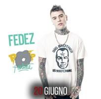 Fedez Pop-Hoolista tour il 20 giugno 2015 al Rock in Roma all'Ippodromo delle Capannelle