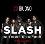 Slash featuring Myles Kennedy & The Conspirators il 23 giugno 2015