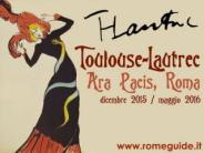 Toulouse-Lautrec Ara Pacis dal 03-12-2015 al 03-05-2015