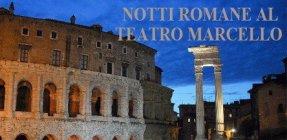 Concerti del Tempietto: ogni sera alle 20.30 dal 1° Luglio al 4 Ottobre 2015 musica nella splendida cornice del Teatro di Marcello