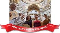 New Year's Baroque Concert (con visita guidata e concerto) - Palazzo Doria Pamphilj