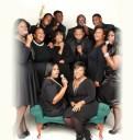 South Carolina Mass Choir il 31 dicembre 2015 all'Auditorium Parco della Musica. Un evento di Roma Gospel Festival 2015