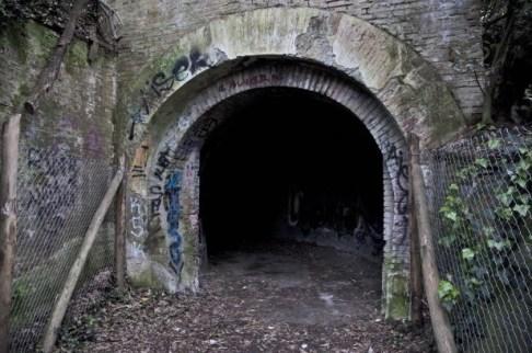 Il bunker di Villa Ada (foto: La Repubblica)