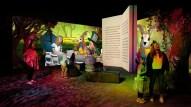 Le Avventure di Alice: arriva a Roma la mostra multimediale di Alice nel Paese delle Meraviglie, al Guido Reni District (a pochi passi dal Museo MAXXI) dall'8 dicembre 2016