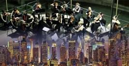 Serate di Grande Musica al Cortile di S. Ivo alla Sapienza a Roma: dal 13 luglio al 12 Agosto 2017 Gershwin, Strauss, Lehar, Tchaikovsky, Piazzolla, Porter, The Beatles, Morricone, Williams, sono solo alcuni dei tanti, bellissimi e intriganti sentieri musicali, visitando il Cinema, il Valzer, la grande Canzone, il Tango, lo Swing, il Musical