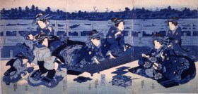 Hokusai. Sulle orme del Maestro in mostra a Roma al Museo dell'Ara Pacis dal 12 ottobre 2017 al 14 gennaio 2018
