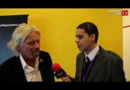 INTERVIEW: Richard Branson at GEC 2012