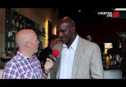 LLTV meet Evander Holyfield at his new Heswall restaurant