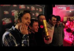 LMA's LLTV talk to Single of the Year winners – The Tea Street Band