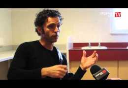 Liverpool Live TV talk to Dweezil Zappa