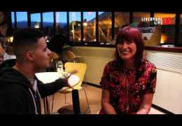 LLTV at the Writing on the Wall Festival 2013 : Ben talks to Janet Street Porter