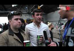 LLTV with C.A.L.M. at Sound City 2013: Ben talks to a pair of Hummingbirds