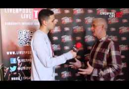 LLTV at the Liverpool Music Awards 2013 Launch Party: Ben talks to Steve Levine and Riley Broudie