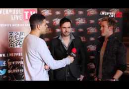 LLTV at the Liverpool Music Awards 2013 Launch Party: Ben talks to My Forever
