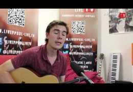 LLTV: The Red Sofa Sessions #1 Liam McClair