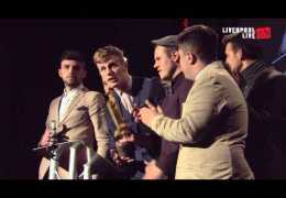 LLTV at The Liverpool Music Awards 2013: Band of the Year Winners – The Hummingbirds