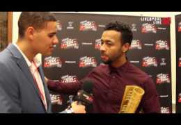 LLTV at The Liverpool Music Awards 2013: Male Artist of the Year Winner – Esco Williams
