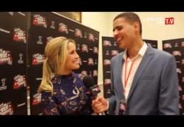 LLTV at The Liverpool Music Awards 2013: Ben talks to Heidi Range