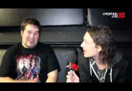 LLTV at HorrorFest: What's this all about interview with Ilan Sheady