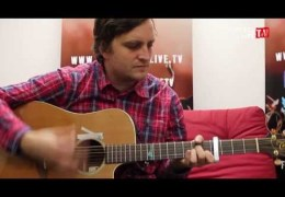 LLTV: The Red Sofa Sessions #16 James Walsh