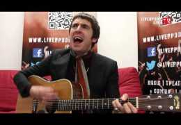 LLTV: The Red Sofa Sessions #20 Miles Kane