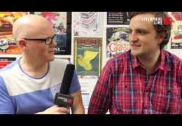 LLTV Interview: Rich talks to James Walsh from Starsailor