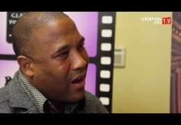 LLTV at Clapperboard UK presents: Ben talks to John Barnes