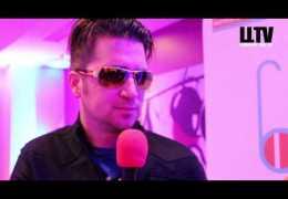 LLTV at Sound City: INTERVIEW – Jess talks to Danny Drysdale