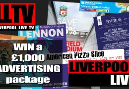 Win £1,000 advertising package on Liverpool Live