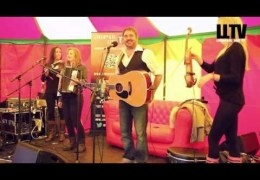 Red Sofa Sessions #onTour: Ian Prowse and Amsterdam at LIMF 2014