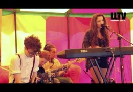 Red Sofa Sessions #onTour: Sophia Ben-Yousef at LIMF