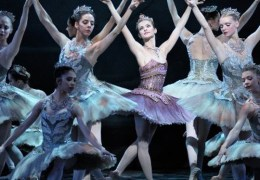 REVIEW: The Sleeping Beauty (English National Ballet) at Empire Theatre, 3 Nov 2012
