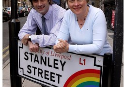 NEWS: Angela Eagle becomes first patron of Liverpool Pride