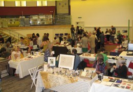 NEWS: Second annual Artists' Book Fair enjoys successful weekend in Central Library