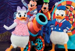 COMING UP: Disney Live! presents Mickey's Magic Show at Echo Arena, 29 August – 2 September 2012