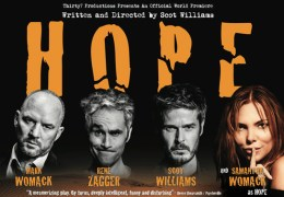 REVIEW: Hope at Royal Court Theatre