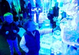 NEWS: Liverpool ONE's Ice Festival returns to Chavasse Park