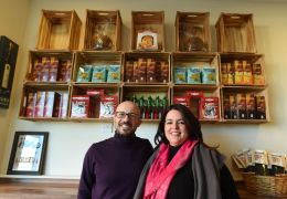 NEWS: Italian Club mastermind Rosario Crolla opens bakery