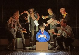 WHATS ON: The Curious Incident of the Dog in the Night-Time   Liverpool Empire   21 – 25 July 2015
