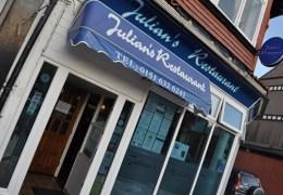 REVIEW: Julian's Restaurant, Hoylake