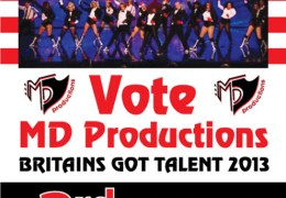 NEWS: MD Productions through to Britain's Got Talent live shows!